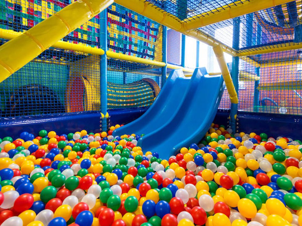 Kids Party Area