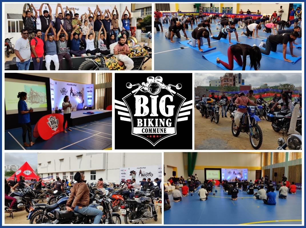 Big Biking Commune